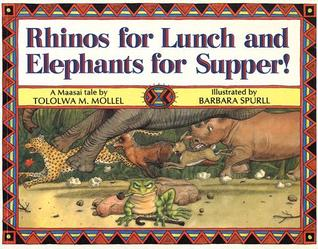 Rhinos for Lunch and Elephants for Supper!