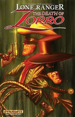 The Lone Ranger/Zorro: The Death Of Zorro
