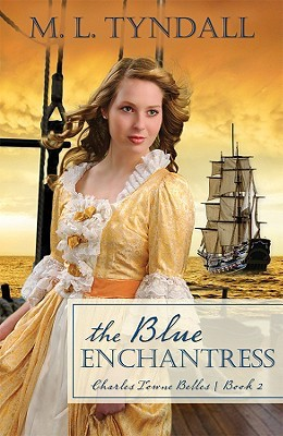 The Blue Enchantress by M.L. Tyndall