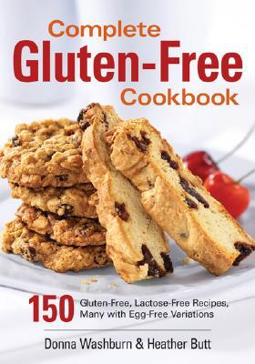 Complete Gluten-Free Cookbook by Donna Washburn