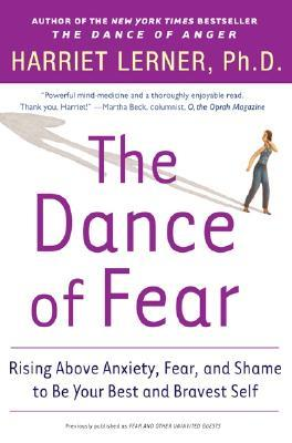 The Dance of Fear by Harriet Lerner