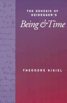 Free online download The Genesis of Heidegger's Being and Time by Theodore J. Kisiel DJVU