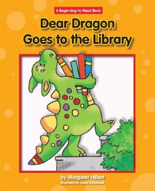 Dear Dragon Goes to the Library (Modern Curriculum Press Beginning to Read Series) (Dear Dragon)