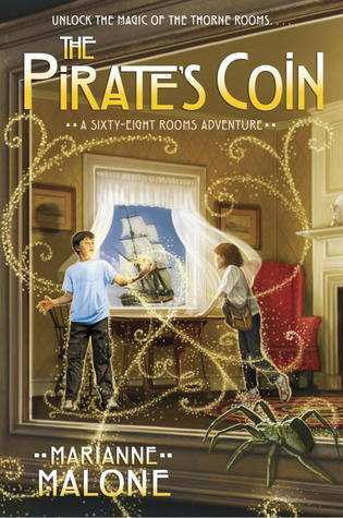 The Pirate's Coin: A Sixty-Eight Rooms Adventure (Sixty-Eight Rooms #3)