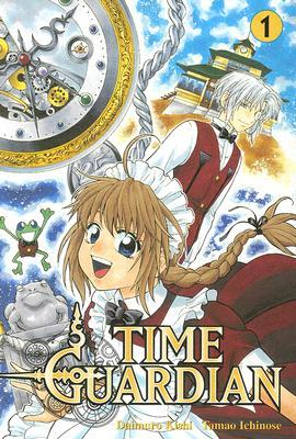 Time Guardian, The: Volume 1 (Time Guardian)