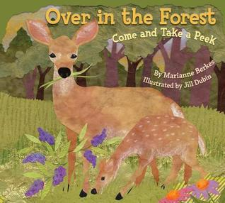 Over in the Forest by Marianne Berkes