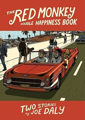 The Red Monkey Double Happiness Book by Joe Daly