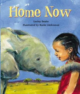 Home Now by Lesley Beake
