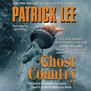 Ghost Country (Travis Chase #2)