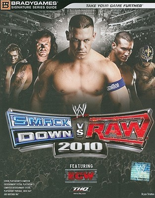 WWE Smackdown vs. Raw 2010 by Bryan Stratton