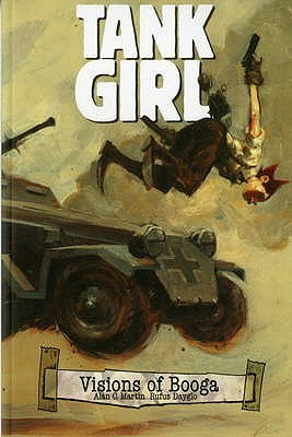 Tank Girl by Alan Martin