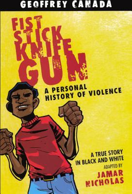 Fist Stick Knife Gun by Geoffrey Canada