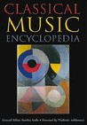 Classical Music Encyclopedia. General Editor, Stanley Sadie