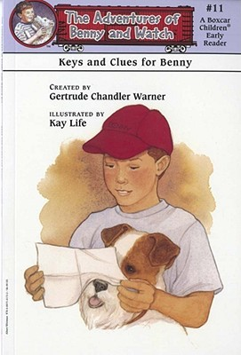 Keys and Clues for Benny (Adventures of Benny and Watch, #11)