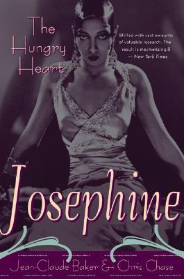 Josephine Baker: The Hungry Heart book cover