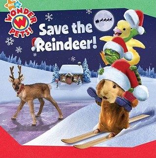 Save the Reindeer! (Wonder Pets!)