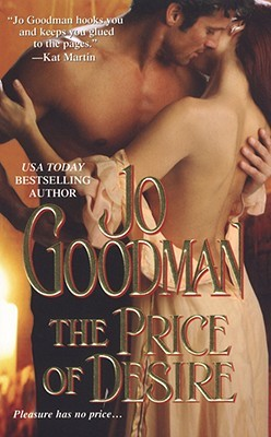 The Price Of Desire by Jo Goodman