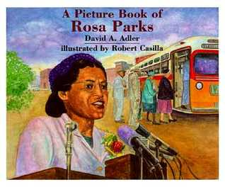 A Picture Book of Rosa Parks (Picture Book Biographies) by David A. Adler