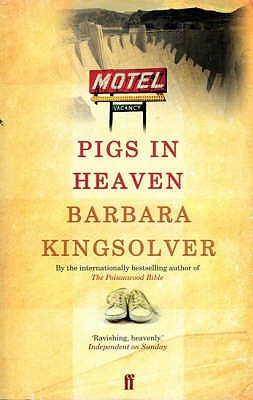 pigs in heaven by barbara kingsolver essay Results 1 - 24 of 47 in her new essay collection, the beloved author of high tide in tucson brings to us, out of one of history's darker moments, an extended love song to the picking up where her modern classic the bean trees left off, barbara kingsolver's bestselling pigs in heaven continues the tale of turtle and taylor.