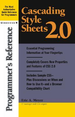Cascading Style Sheets 2.0: Programmer's Reference