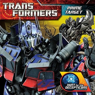 Transformers: Hunt for the Decepticons: Prime Target