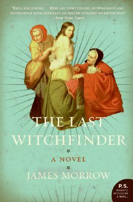 The Last Witchfinder by James K. Morrow