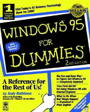 Windows 95 for Dummies by Andy Rathbone