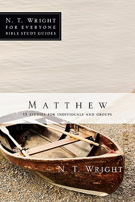 Matthew: 25 Studies for Individuals and Groups (Everyone Bible Study Guides)