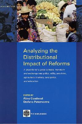 Analyzing The Distributional Impact Of Selected Reforms by Aline Coudouel