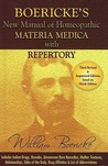 New Manual of Homoeopathic Materia Medica and Repertory with Relationship of Remedies: Including Indian Drugs, Nosodes Uncommon, Rare Remedies, Mother Tinctures, Relationship, Sides of the Body, Drug Affinites and List of Abbreviation