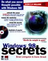 Windows 98 Secrets [With Contains Tools, Graphics, HTML Editors, FTP Client]