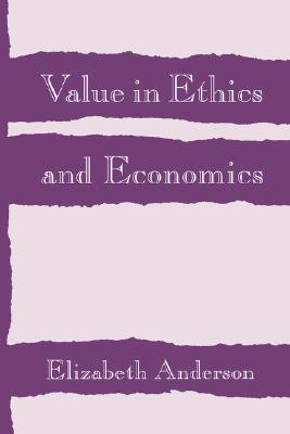 Value in Ethics and Economics