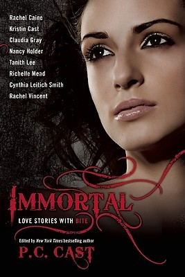 Immortal by Rachel Vincent