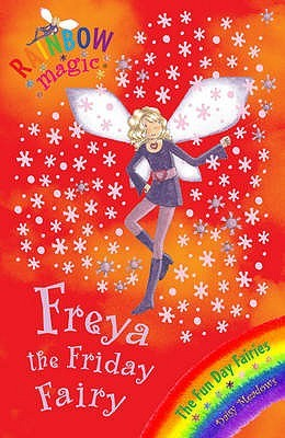 Freya the Friday Fairy Rainbow Magic 40