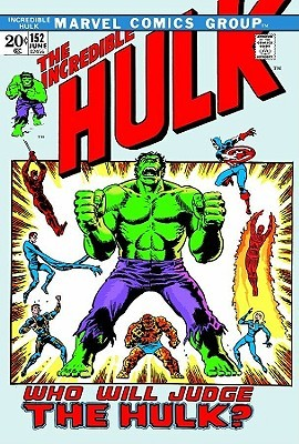 Essential Incredible Hulk, Vol. 4 by Roy Thomas