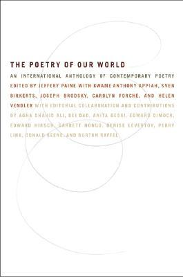 The Poetry of Our World by Jeffery Paine