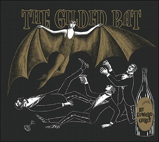 Review The Gilded Bat by Edward Gorey CHM