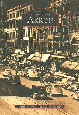 Akron   (OH) by David W. Francis