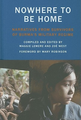 Nowhere to Be Home by Maggie Lemere