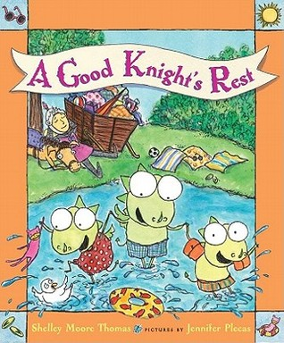 Review A Good Knight's Rest (Good Knight) PDF
