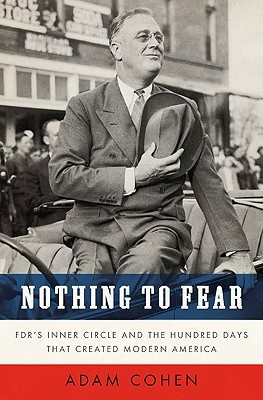 Nothing to Fear by Adam Cohen