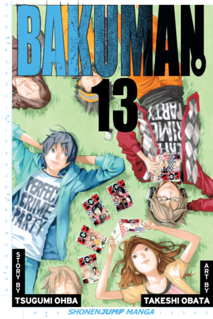 Review Bakuman, Volume 13: Avid Readers and Love at First Sight (Bakuman #13) PDF
