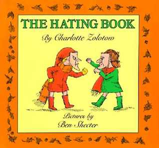 The Hating Book by Charlotte Zolotow