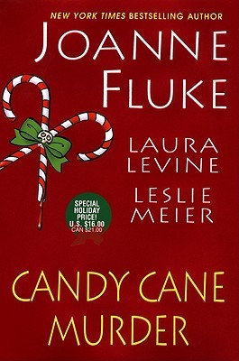Candy Cane Murder [With Holiday Recipe Card] by Joanne Fluke