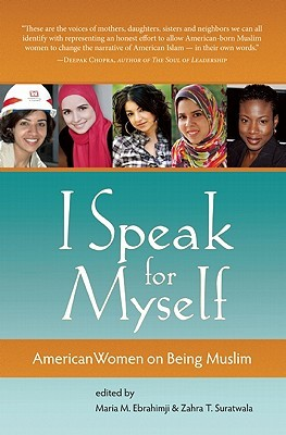 I Speak for Myself by Maria M. Ebrahimji