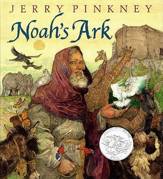 Noah's Ark by Jerry Pinkney