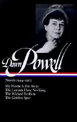 Novels 1944-1962 by Dawn Powell