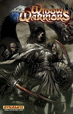 Pat Lee's Widow Warriors TP by Lloyd Chao