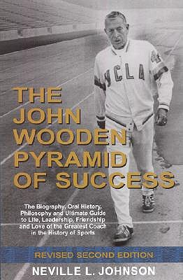 The John Wooden Pyramid of Success by Neville L. Johnson