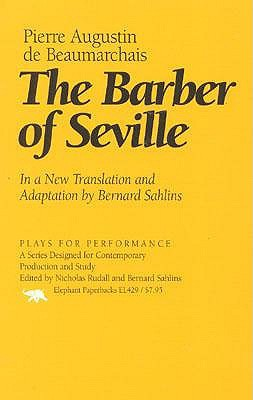 The Barber of Seville by Pierre Augustin Caron de Be...